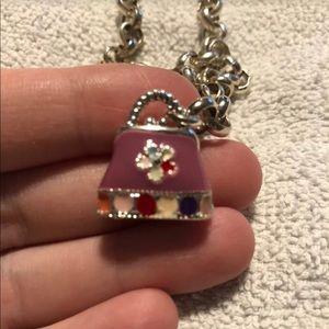 "Pocketbook Locket Necklace 18"""